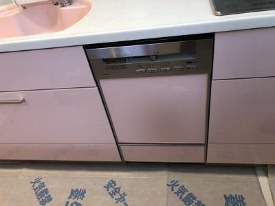 NP-P45VB2S,NP-45RD9S,Panasonic,食洗機取替,スライドオープン食洗機,深型食洗機,ヤマハ