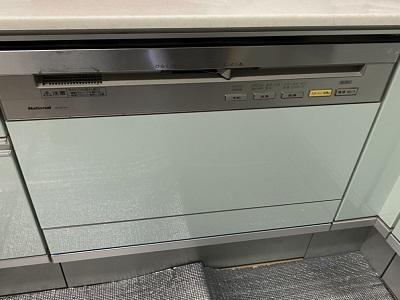 スライド食洗機,Panasonic,NP-60MS8S,nationai,S63EW1