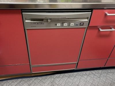 NP-P45FD1P,NP-45MD9S,Panasonic,食洗機取替,スライドオープン食洗機,深型食洗機