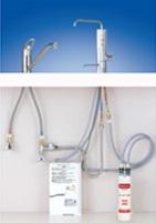 三菱クリンスイアルカリ浄水器  AL800構造