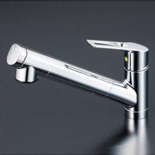 KVK製(KVK)KM6001EC 浄水器内蔵シングルレバー式シャワー付混合栓