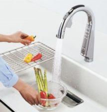 パナソニック浄水器 スリムセンサー水栓 シャワー