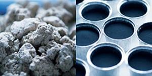LIXIL浄水栓 セラミックフィルターと活性炭
