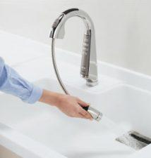 パナソニック浄水器 スリムセンサー水栓 ハンドシャワー