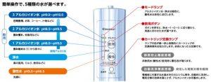 三菱クリンスイ浄水器 アンダーシンクタイプ専用水栓 AL800