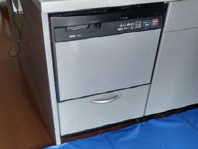 NP45MS9S,Panasonic,食洗機取替え工事,スライドオープン食洗機,パナソニック,NAIS,15EW