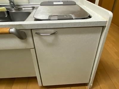 NP-45MS9S,オリジナル引出しキット,三菱用ステンレスフタ,三菱電機,EW-CB57MK,フロントオープン食洗機,スライドオープン食洗機,食洗機取替