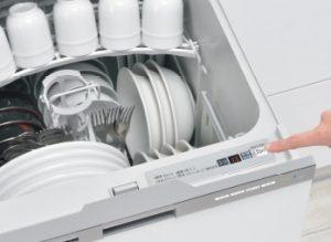 リンナイ食洗機 おすすめ オールトップコントロール&クイックスタート