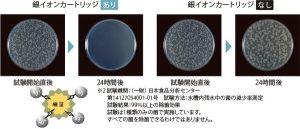 リンナイ食洗機 おすすめ 銀イオンカートリッジ除菌