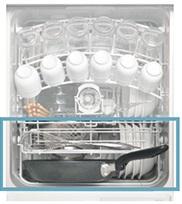 リンナイ食洗機 おすすめ フリーラック フライパン