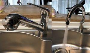 HD1403-0299 タカギ水栓交換工事