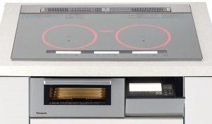 パナソニック製(Panasonic)KZ-YP77S シルバー 3口IH・Wオールメタル対応 Y7タイプ