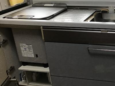 食器洗い乾燥機,食洗機,買い換え,交換,取り替え,取替工事,リフォーム,ビルトイン,食洗機交換工事,取り付け,スライド食洗機,NP-45MS9S,パナソニック,パナソニック製,浅型タイプ,トップオープン食洗機,上蓋式食洗機,上開き食洗機,EWCB-57-MK,ミカドキッチン,兵庫県南あわじ市